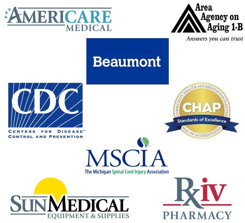 Logos of Affiliations
